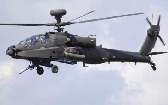 ah, apache, вертолеты