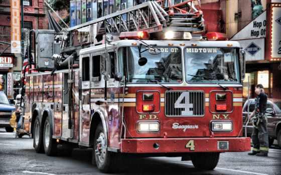 огонь, truck, firetruck, free, desktop,