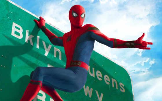 паук, мужчина, домой, return, homecoming, понравилось, после,