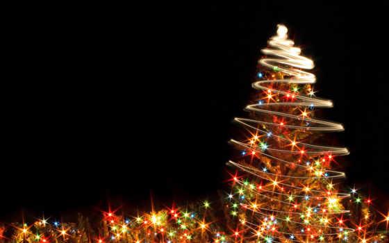 christmas, tree Фон № 31424 разрешение 1600x1200