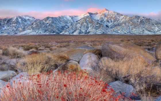 california, knowledge, природа, гора, whitney, красивые, горы, сша, are,