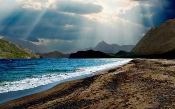 high, природа, mountains