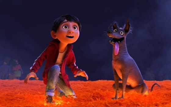 coco, disney, pixar, коко, trailer, собака, secret, мар, walt, released,