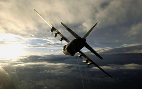 геркулес, самолёт, транспортный, военно, lockheed,