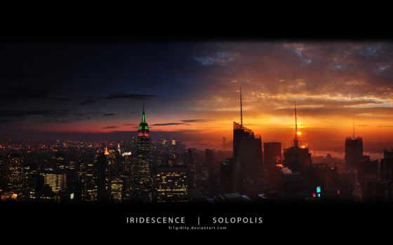 new, york, город Фон № 125755 разрешение 2560x1600
