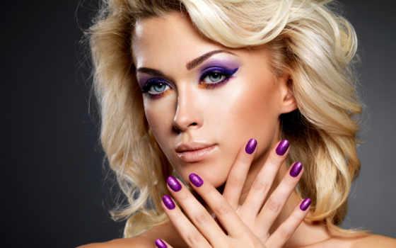 волосы, ногти, красоты, лицо, ногтей, маникюр, макияж, салон, картинка, руки, design,