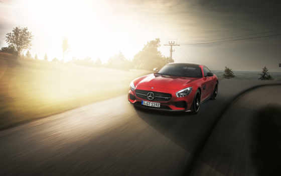 mercedes, amg, gts, benz, desktop, car,