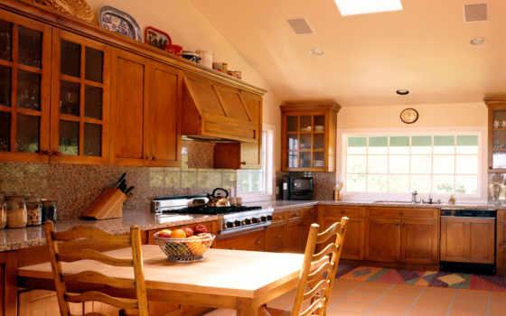 кухни, интерьер, красивый