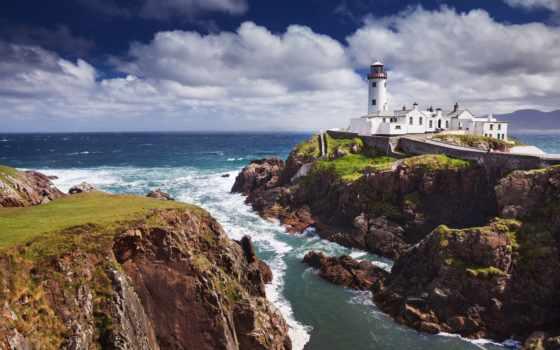 irlande, sur, ecran, fonds, votre, изображение, природа, télécharger, bureau,