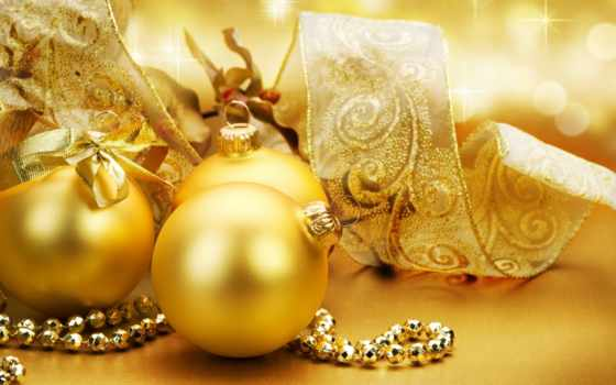 christmas, шары