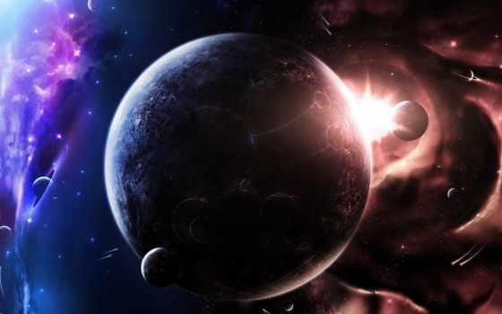 kosmos, планеты, фэнтези
