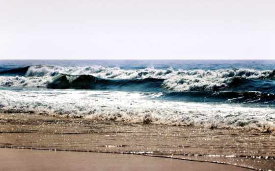 море, waves, пляж, summer, пенка, картинка, water, берег, качества, моря, weaves,