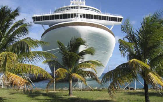 cruise, лайнер