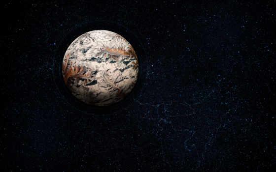 горы, everest, cosmos, звезды, planet,
