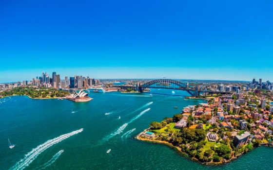 австралия, города, собираетесь