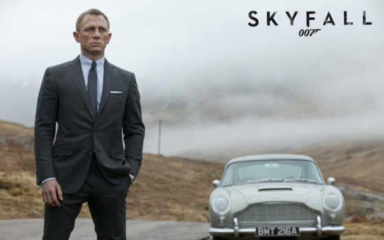 bond, skyfall