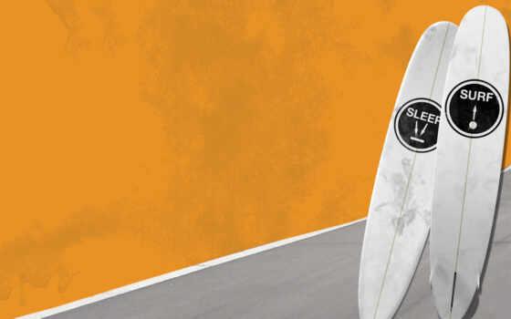 surf, катание