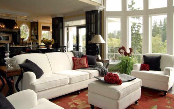 квартиры, дизайн, интерьера