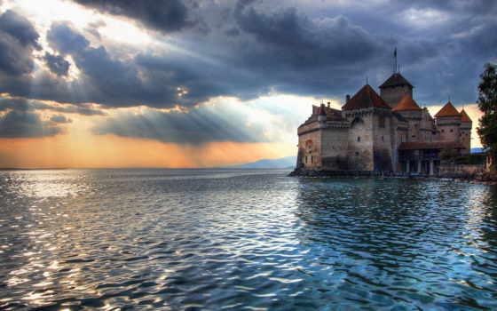замок, fact, abandoned