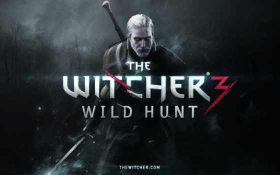 ведьмак, wild, hunt