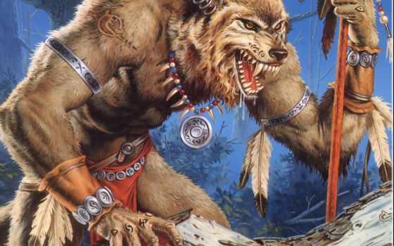 werewolf, шаман, метки, полнолуние, online, fantasy, caldwell, мужчина, оборотни, ночь, фэнтези,