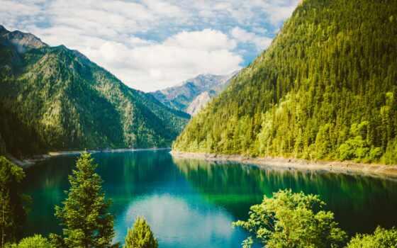 china, природа, national, park, гора