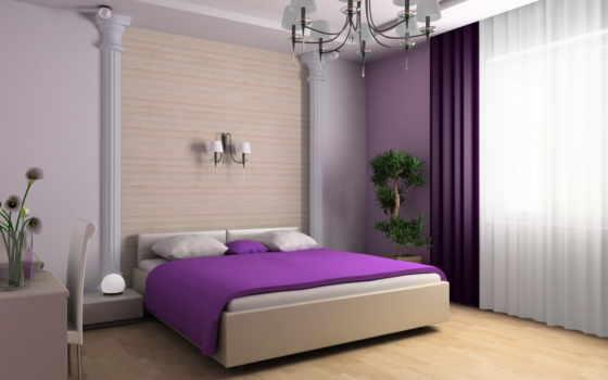 спальня, пальма, интерьер, горшке, кровать, сиреневая, спален, дизайн, красивые, спальные, комнаты, фотогалерея, комнат, дизайнов, фотографии, спальных, стиль, картинка, квартира, комната, kent, palas