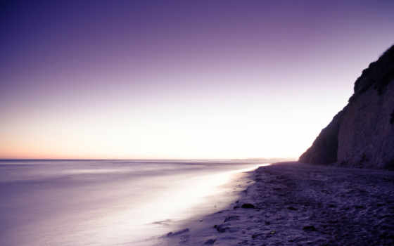 вечер, море Фон № 31878 разрешение 1920x1080