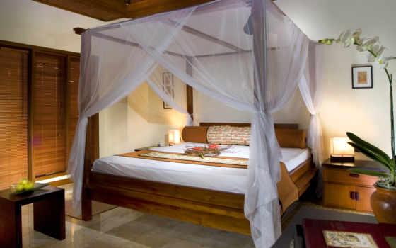 спальня, кровать, люли