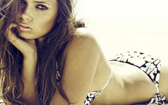 louisa, мари, модель, девушка, дух, fashion, песок, купальнике,