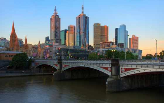 city, melbourne, play