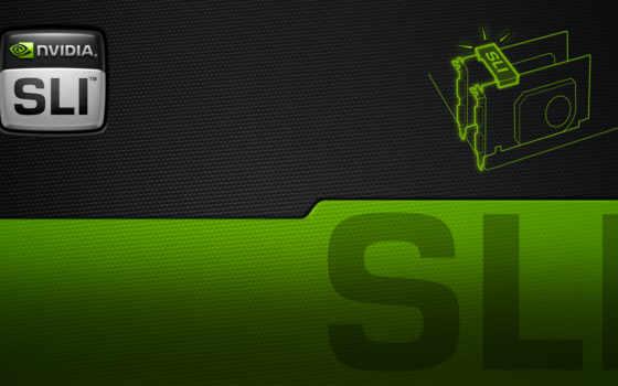 nvidia, зелёный, logo