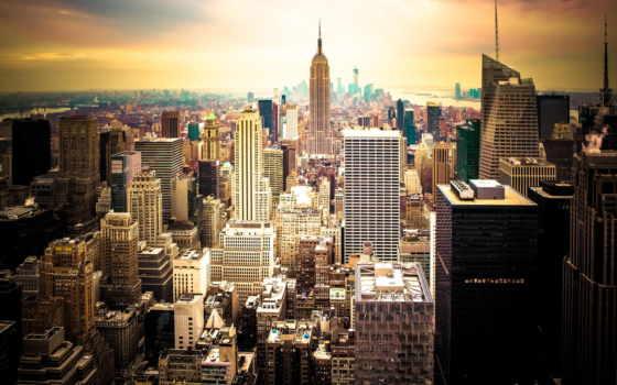 new, город, нью, york, сша, samp, небоскребы, города,