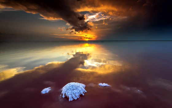 water, море, photography, пляж, природа, гладь, закат, pictures, landscape,