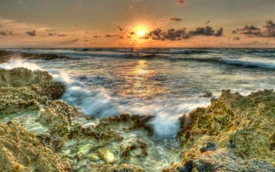 maui, закат, hawaii