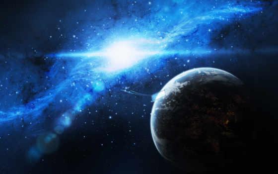 galaxy, звезды, cosmos