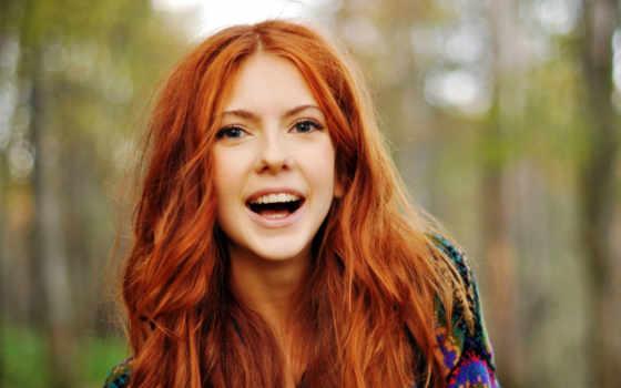 волос, color, red, волосы, хной, светлые, волосами, рыжие, coloring,