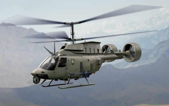 вертолет, авиация, военный