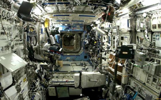 cosmic, корабль, станция, который, интерьер, eastern, mks