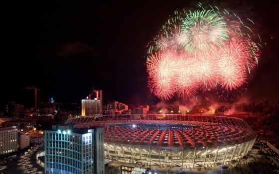 олимпийский, resolution, стадион