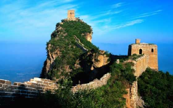 великая, китайская, стена