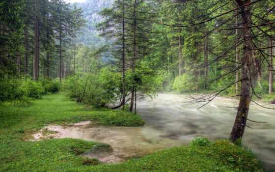 природа, горы, широкоформатные