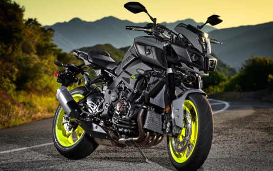 yamaha, мотоцикл, июнь