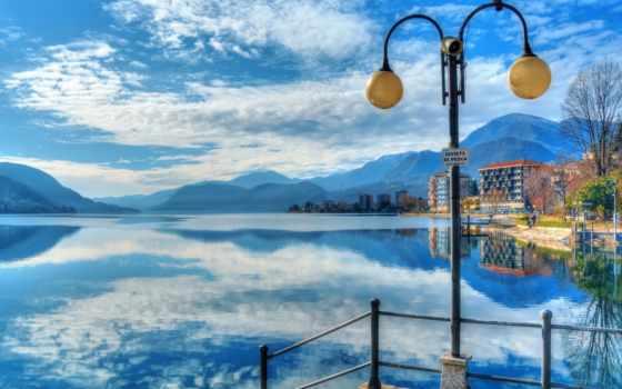 italian, озеро, орта