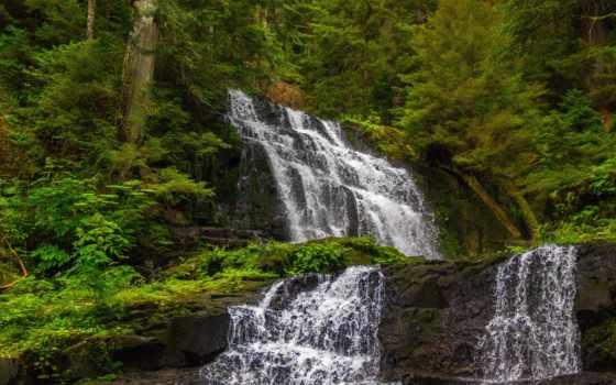 ipad, каскад, waterfalls,