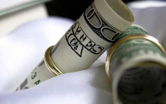 деньги, свадьбу, подарить