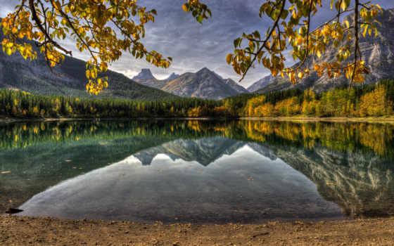 канада, горы