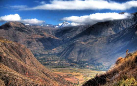 картинка, peru, природа, горы, landscape, mountains,