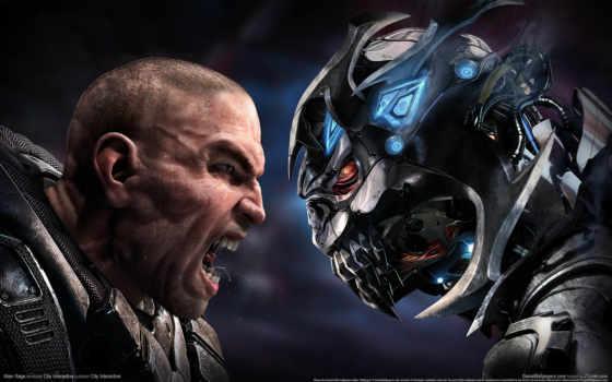 alien, rage, картинка
