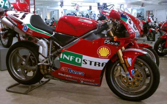 ducati, sale, bayliss
